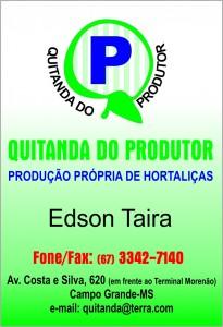 QUITANDA DO PRODUTOR